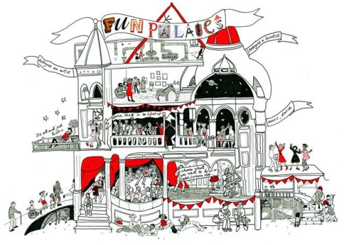 Fun Palace medium, Emily Medley